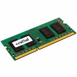 Memorija Crucial 4GB DDR3 1066 MT/s (PC3-8500) CL7 SODIMM 204pin for Mac