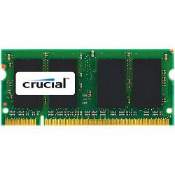 Memorija Crucial 4GB DDR3 1600 MT/s (PC3-12800) CL11 SODIMM 204pin 1.35V/1.5V for Mac