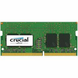 Memorija Crucial DRAM 4GB DDR4 2133 MT/s (PC4-17000) CL15 SR x8 Unbuffered SODIMM 260pin, EAN: 649528768360