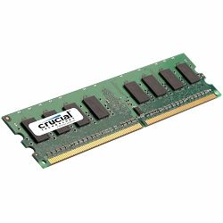 Memorija Crucial 4GB DDR2 667MHz (PC2-5300) CL5 Unbuffered UDIMM 240pin