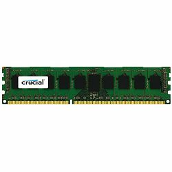 Memorija Crucial 4GB DDR3 1600 MT/s (PC3-12800) CL11 Unbuffered ECC UDIMM 240pin 1.35V/1.5V