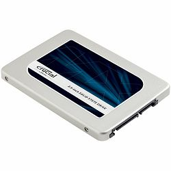 "Crucial SSD 525GB Crucial MX300  SATA 2.5"" 7mm (with 9.5mm adapter) SSD"