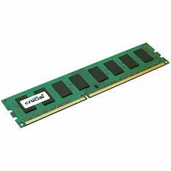 Memorija Crucial RAM 8GB DDR3L 1600 MT/s (PC3-12800) DR x4 RDIMM 240p