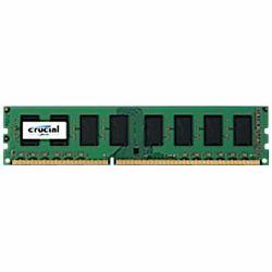 Memorija Crucial RAM 8GB DDR3L 1600 MT/s (PC3-12800) DR x8 RDIMM 240p