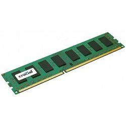 Memorija Crucial RAM 8GB DDR3L 1600 MT/s (PC3-12800) SR x4 RDIMM 240p