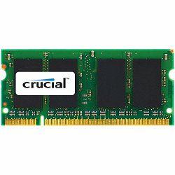 Memorija Crucial 8GB DDR3 1600 MT/s  (PC3-12800) CL11 SODIMM 204pin 1.35V/1.5V for Mac