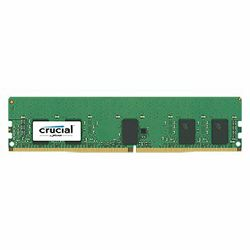 Memorija Crucial DRAM 8GB DDR4  2400 MT/s (PC4-19200) CL17 SR x8 ECC Registered DIMM 288pin, EAN: 649528772527