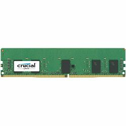Memorija Crucial 8GB DDR4 2666MT/s (PC4-21300) CL19 SR x8 ECC Registered DIMM 288pin