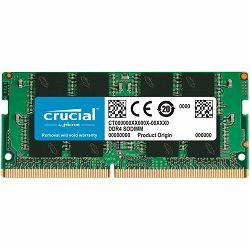 Memorija Crucial DRAM 8GB DDR4-3200 SODIMM, EAN: 649528903525