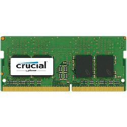 Memorija CRUCIAL 8GB DDR4 2133 MT/s (PC4-17000) CL15 SR x8 Unbuffered SODIMM 260pin Single Ranked