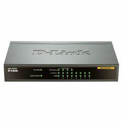 D-Link switch neupravljivi, DES-1008PA