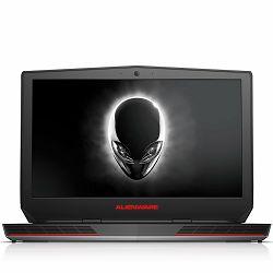 Laptop Alienware i7-4720HQ, 16GB,  256GB+1TB, R9 M295X 4GB, Win 8.1, 15,6