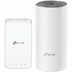 AC1200 Whole-Home Mesh Wi-Fi System,867Mbps at 5GHz+300Mbps at 2.4GHz,2x10/100Mbps Ports,2 internal antennas,wall-plug add-on unit,MU-MIMO,Beamforming,Parental Controls,QoS,Reporting,Access Point Mode