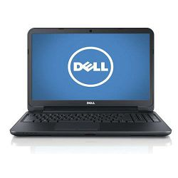 Laptop Dell Inspiron 3582 15.6in HD(1366x768), Intel Celeron N4000(4M, up to 2.6 GHz), 4GB, 500GB, Intel UHD 600, 802.11ac, BT, HD RGB Cam, HDMI, 2x USB 3.1, USB 2.0, CardRead., Linux, Black, 2Y