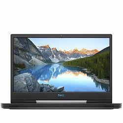 Laptop Dell G5 5590 15.6 FHD(1920x1080)IPS, Intel Core i7-9750H(6C,12MB,4.5GHz), 16GB, 1TB, m.2 256GB PCIe, 6GB NVidia GTX 1660, WiFi, BT, Cam, mDP, HDMI, USB-C(DP/THB3), 3xUSB 3.1(1xPWS), Linux