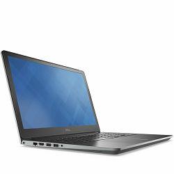 Laptop DELL Inspiron 15-5568, 15.6 FHD(1920x1080)Touch, i3-6100U(3M, up to 2.30GHz), 4GB DDR4, 1TB(5400rpm), Intel HD Graphics, WiFi/BT, HDMI, 2xUSB 3.0, 1xUSB 2.0, CR,3-Cell Batt,English keyb with