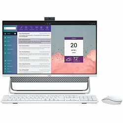 DELL Inspiron AIO DT 5400 23.8in FHD(1920x1080), Intel Core i5-1135G7(8MBCache, up to 4.2 GHz), 8GB (1x8GB) DDR4 2666MHz, 512GB M.2 PCIe NVMe SSD, 2GB NVIDIA GeForce MX330, Cam, Intel Wi-Fi 6 2x2 (Gig