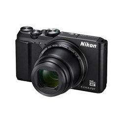 Digitalni fotoaparat NIKON Coolpix A900, 20 Mpixela, 35x optički zoom, SD/SDHC/SDXC, USB, WiFi, BT, crni