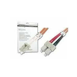Digitus SC-SC MM Duplex OM2 Fiber Patch Cord 5m