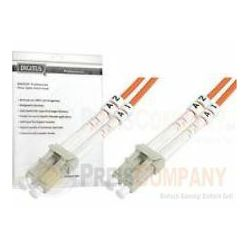 Digitus Fiber Optic Multimode Patch Cord, LC LC 2m