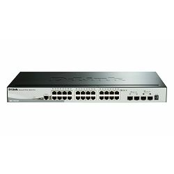 24-Port Gigabit Stackable Smart Managed Switch