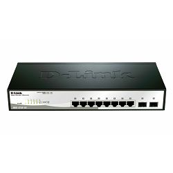 8-Port Gigabit Smart+ Switch