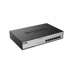 8-Port 10/100/1000Mbps Desktop Switch Gigabit PoE+