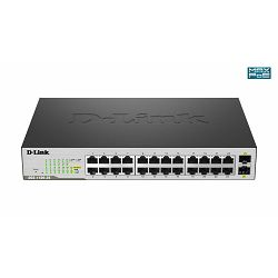 D-Link 24-Port Gigabit Smart Switch
