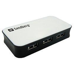 USB 3.0 HUB Sandberg USB 3.0 HUB 4-port