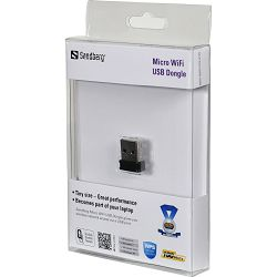 Mrež. kart. Sandberg Micro WiFi dongle