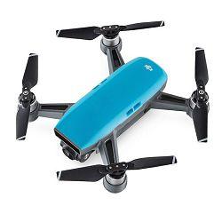 Dron DJI Spark, Sky Blue, FullHD kamera, 2-osni gimbal, upravljanje smartphonom, plavi