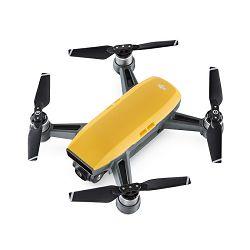Dron DJI Spark, Sunrise Yellow, FullHD kamera, 2-osni gimbal, upravljanje smartphonom, žuti