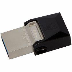 32GB DT microDuo USB 3.0/ micro USB OTG 5 Yrs
