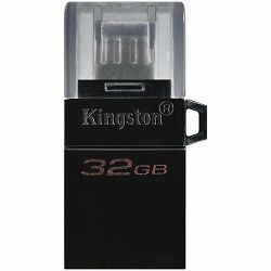 Kingston 32GB DT MicroDuo 3 Gen2 + microUSB (Android/OTG), EAN: 740617306668