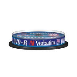 VERBATIM DVD-R 10kom S, 16x, 4.7GB