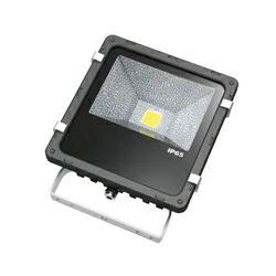 EcoVision LED reflektor 20W, 6000K, hladna-bijela, crni