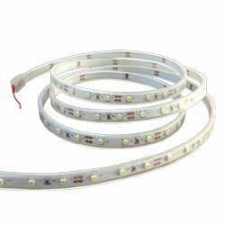 EcoVision LED vodootporna fleksibilna traka 5m, 3528, 9,6W/m, 120LED/m, 4000K-4500K, 12V DC,IP67