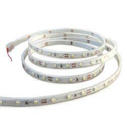 EcoVision LED vodootporna fleksibilna traka 5m, 3528, 60LED,m, 2700K-3200K, IP67, 12V DC