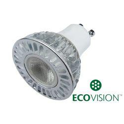 EcoVision LED žarulja GU10, 5W, 45°, 3000K, 220V AC