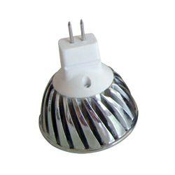 EcoVision LED žarulja MR16, 3×1W, 2700K-3200K - topla bijela
