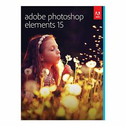 Elektronska licenca ADOBE, Photoshop Elements 15 WIN/MAC IE UPG licenca - nadogradnja