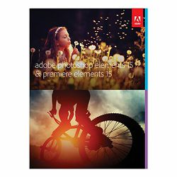 Elektronska licenca ADOBE, Photoshop & Premiere Elements 15 WIN/MAC IE UPG licenca - nadogradnja