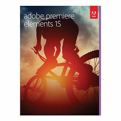 Elektronska licenca ADOBE, Premiere Elements 15 WIN/MAC IE UPG licenca - nadogradnja