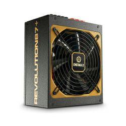 Napajanje Enermax 850W Revolution87+ Series, ATX 2.3 80+ modularno, aktivan PFC, 6×PCIe, 12×SATA, 24-pina, 139mm ventilator, crno