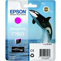 Tinta T7603 Vivid Magenta za SC-P600