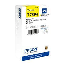 Epson tinta XXL yellow -WF51*/56*