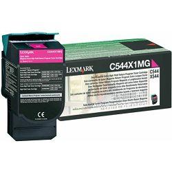 Lexmark toner C544/ 546/ X544/ X546 magenta 4K