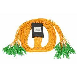 Extralink 1:64 PLC SC APC   Splitter   2,0mm, 1,5m, G657A, ABS module
