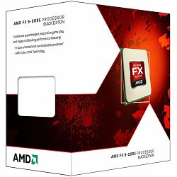 Procesor AMD FX-Series X6 6350 (3.9GHz,14MB,125W,AM3+ with quiet Wraith Cooler) box