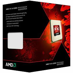Procesor AMD FX-Series X8 8350 (4.0GHz,16MB,125W,AM3+ with quiet Wraith Cooler) box